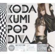 Pop Diva [CD+DVD Limited Edition Jacket A] (Japan)