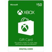 Xbox Gift Card USD 50 digital (US)