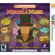 Professor Layton and the Miracle Mask (US)