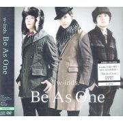 Be As One [First Press Limited Edition Type A CD+DVD] (Hong Kong)