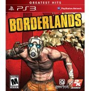 Borderlands (Greatest Hits) (US)