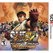 Super Street Fighter IV: 3D Edition (US)