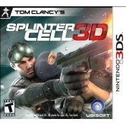 Tom Clancy's Splinter Cell 3D (US)