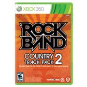 Rock Band: Country Track Pack 2  preowned (US)