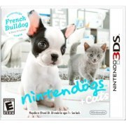 Nintendogs + Cats: French Bulldog & New Friends (US)