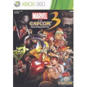 Marvel vs. Capcom 3: Fate of Two Worlds  preowned (Asia)
