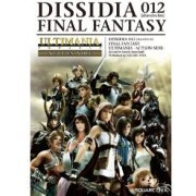 Dissidia: Final Fantasy Ultimania - Action Side (Japan)