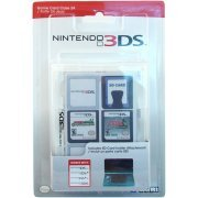 Nintendo 3DS Game Card Case 24 (Clear) (US)