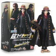 One Piece Styling EX Strong Brothers Special Limited Pre-Painted Candy Toy (Japan)