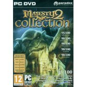 Majesty 2 Collection (DVD-ROM) (Asia)
