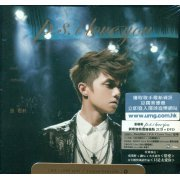 P.S. I Love You [New + Best Selection CD+DVD] (Hong Kong)
