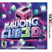 Mahjong Cub3D (US)