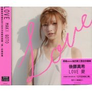 Love [CD+DVD] (Hong Kong)