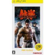 Tekken 6 (PSP the Best) (Japan)