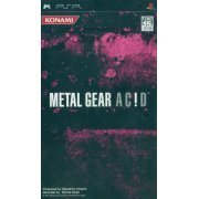 Metal Gear Acid (Japan)