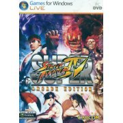 Super Street Fighter IV: Arcade Edition (DVD-ROM) (Asia)