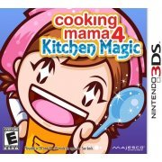Cooking Mama 4: Kitchen Magic (US)