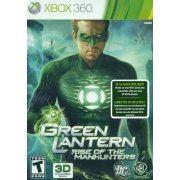 Green Lantern: Rise of Manhunters (Asia)