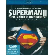 Superman II - The Richard Donner Cut (Hong Kong)