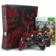 Xbox 360 Elite Slim Console (320GB) Gears of War 3 Premium Pack (US)