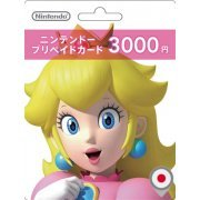 Nintendo eShop Card 3000 YEN | Japan Account (Japan)