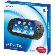 PSVita PlayStation Vita - 3G/Wi-Fi Model (Japan)