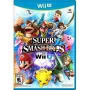 Super Smash Bros. for Wii U (US)