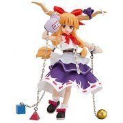 Touhou Project Non Scale Pre-Painted PVC Figure: figma Suika Ibuki (Japan)