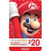 Nintendo eShop Card 20 USD | USA Account  digital (US)