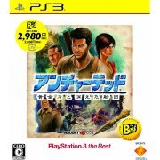 Uncharted 2: Among Thieves / Uncharted: Do ougon Katana to Kie ta Sendan (PlayStation3 the Best) (Japan)