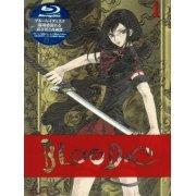 Blood-c 1 [Blu-ray+CD Limited Edition] (Japan)