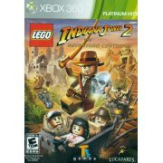 LEGO Indiana Jones 2: The Adventure Continues (Platinum Hits) (US)