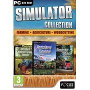 Farming, Agriculture and Woodcutting Simulator Triple Pack (DVD-ROM) (Europe)