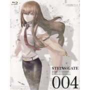 Steins;Gate Vol.4 [Blu-ray+CD Limited Edition] (Japan)