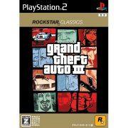 Grand Theft Auto III (Rockstar Classics) (Japan)
