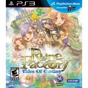 Rune Factory: Tides of Destiny (US)