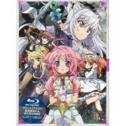 Dog Days 4 [Blu-ray+CD Limited Edition] (Japan)