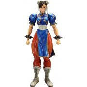Super Street Fighter IV Play Arts Kai Non Scale Pre-Painted PVC Figure: Chun-li (Japan)
