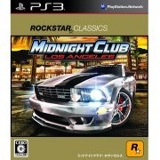 Midnight Club: Los Angeles (Rockstar Classics) (Japan)