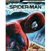 Spiderman: Edge of Time Official Strategy Guide (US)