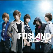 Satisfaction [CD+DVD Limited Edition Type B] (Hong Kong)