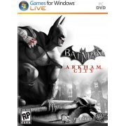 Batman: Arkham City (DVD-ROM) (Asia)