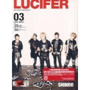 Lucifer [CD+DVD+Photo Booklet Limited Edition Type B] (Japan)