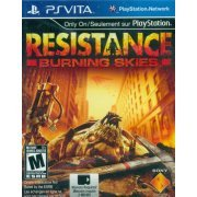 Resistance: Burning Skies (US)