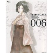 Steins;Gate Vol.6 [Blu-ray+CD Limited Edition] (Japan)