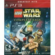 LEGO Star Wars: The Complete Saga (Greatest Hits) (US)