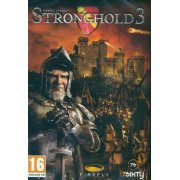 Stronghold 3 (DVD-ROM) (Asia)