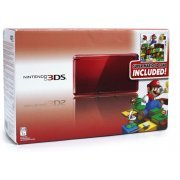 Nintendo 3DS (Super Mario 3D Land Flame Red Edition) (US)