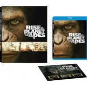 Rise of the Planet of the Apes [Limited Edition] (Hong Kong)