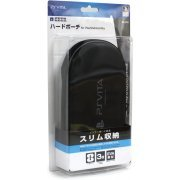 Hard Pouch for PlayStation Vita (Black) (Japan)
